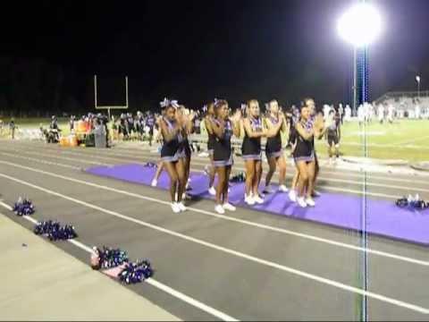 Cox Mill High School Cheerleading - The Shark!