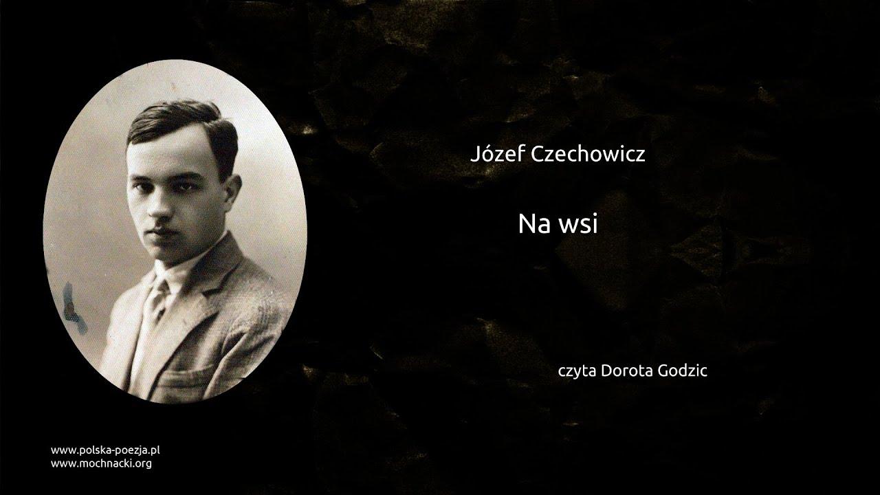 Józef Czechowicz Na Wsi