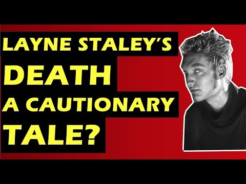 """Alice in Chains: Was The Song """"Your Decision"""" About Layne Staley & MIke Starr?"""