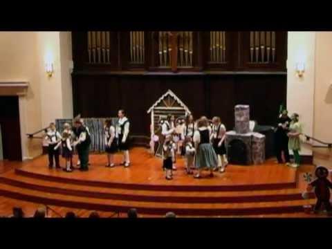 Hansel and Gretel by UW-P Opera Workshop