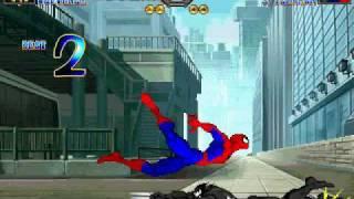 Wolvenom(me) VS Spiderman