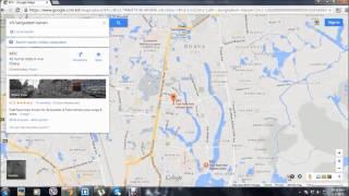 Insert google maps in website using HTML Free HD Video