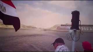 الأذاعة المصرية تحتفل بعيدها ال81 على أنغام السمسمية فى قناة السويس الجديدة