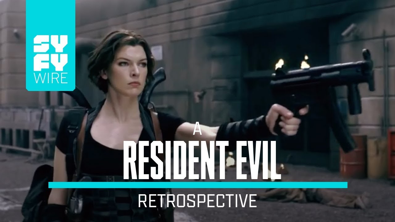 Resident Evil Movies Everything You Didn T Know Syfy Wire Youtube