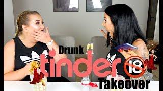 Drunk Tinder Takeover med Sarasongbird | 18+