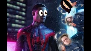THE SPIDERMAN MILES MORALES RANTERS
