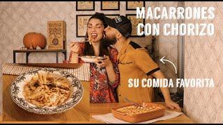 Los mejores MACARRONES con CHORIZO | Especial cumple Guillermino | Dirty Closet