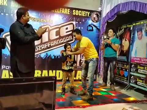 First and best audition of Zaid Ali from Rising Star !!