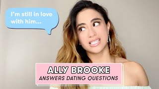 Ally Brooke's Dating Advice Will Take Your Flirt Game to the Next Level | Dating Questions