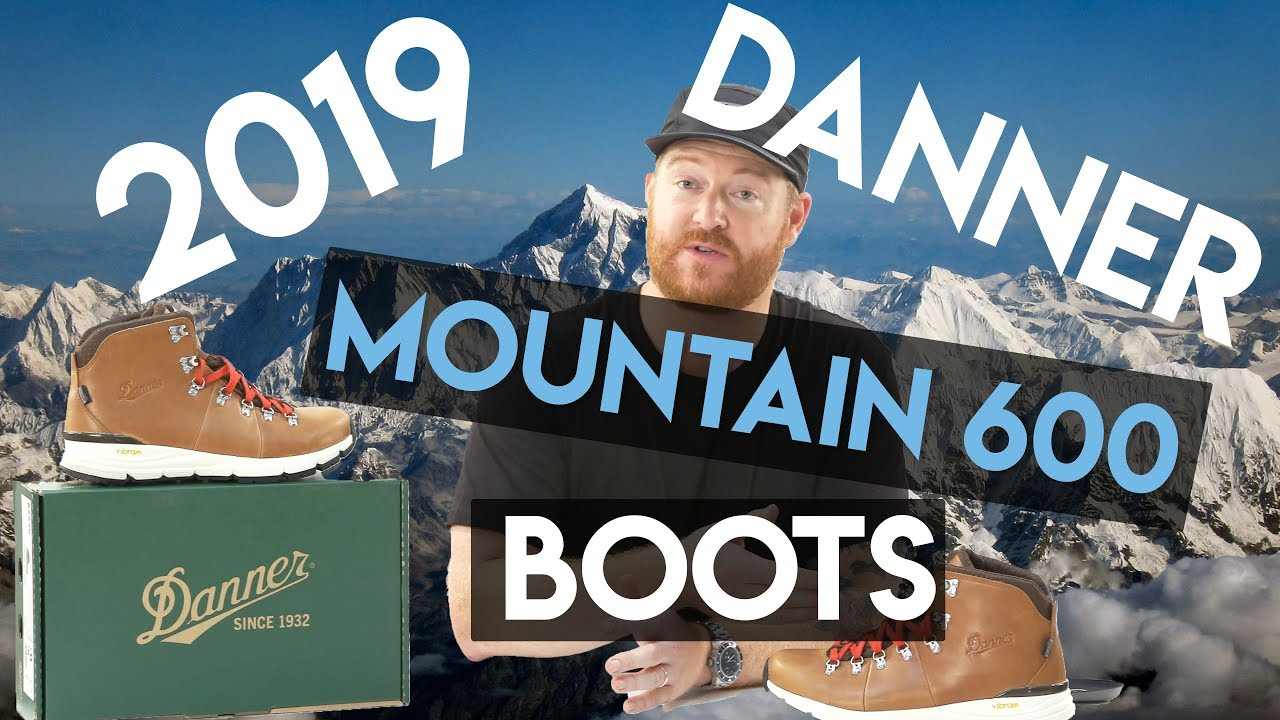 a63d219ad38 2019 Danner Mountain 600 Boots Review