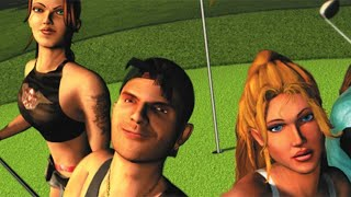 Outlaw Golf 2 Characters Trailer