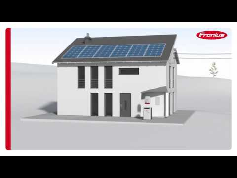 Fronius Energy Package   The personal storage solution for 24 hours of sun PRELIMINARY VERSION