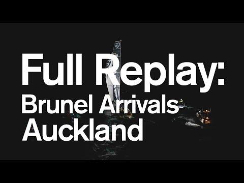 Full Replay: Brunel Arrival in Auckland | Volvo Ocean Race