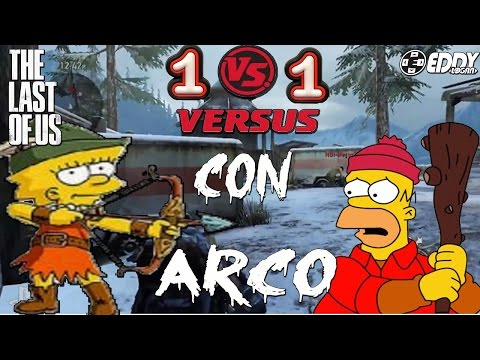 1vs1 con ARCO - The Last of us: La niñata Sandy me Reto