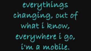 Gambar cover Avril Lαvigne - Mobile lyrics