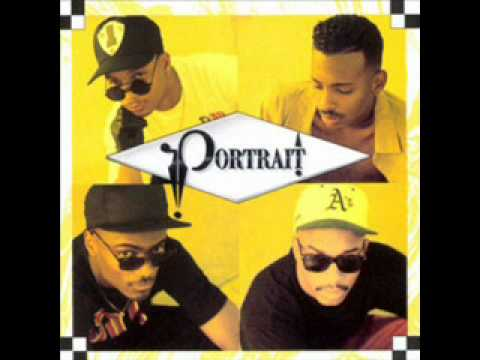 Portrait - Here we go again
