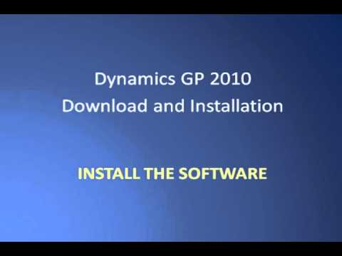 Microsoft dynamics gp tip: home page customization cal business.