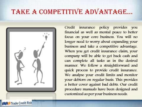 Insurance Brokers Australia - Trade Credit Risk