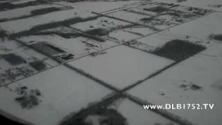 Landing in Dayton Ohio - AirTran Airlines