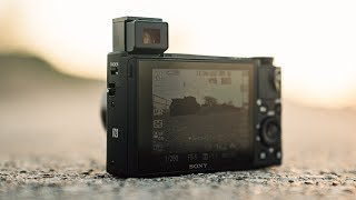 THE NEW SONY RX100VI