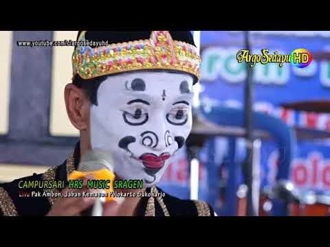 HRS Music Sragen (HD) Ireng Manis Gareng Palur & Neti