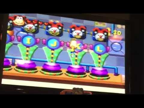 Alphabet Park Adventure V Smile Gameplay Part 1 Toy