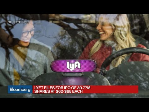 Lyft Sets IPO of 30 77 Million Shares, Sees Price Range of $62-$68 Each