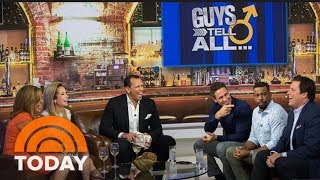 Alex Rodriguez Gets Real About Love And More In 'Guys Tell All' Game | TODAY