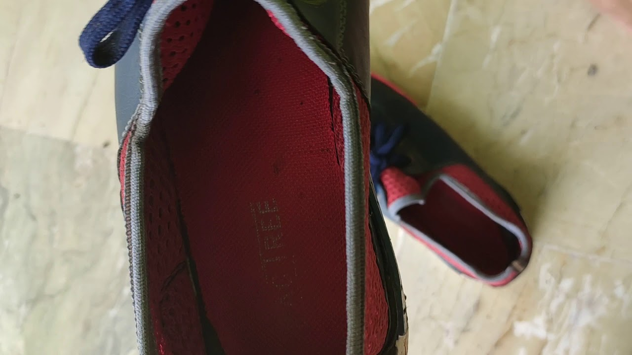 best service 8afd7 47147 Mactree shoes from myntra review