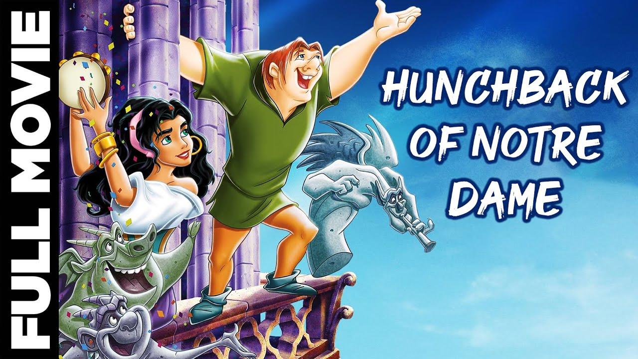 Download Hunchback of Notre Dame Telugu Animated Movie   HD Cartoon Movie   Disney movie in Telugu
