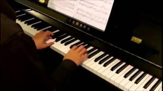 ABRSM Piano 2015-2016 Grade 4 C:3 C3 Prokofiev Progulka (Promenade) Op.65 No.2 by Alan