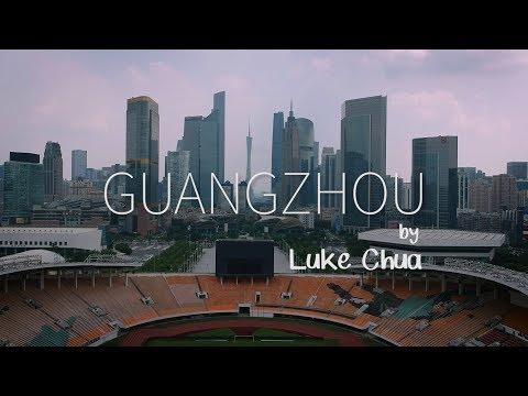 Guangzhou, China - Drone x Timelapse x Hyperlapse - DJI Spark x Nikon D3400 x Zhiyun Smooth Q