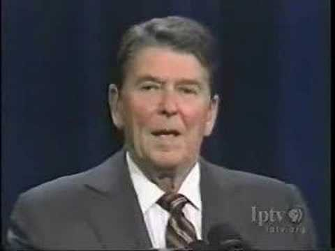 Reagan-Mondale debate: the age issue