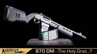 Remington 870 DM Review - The Holy Grail of Pump Shotguns?
