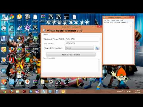 Virtualrouterplus FIx Windows 8