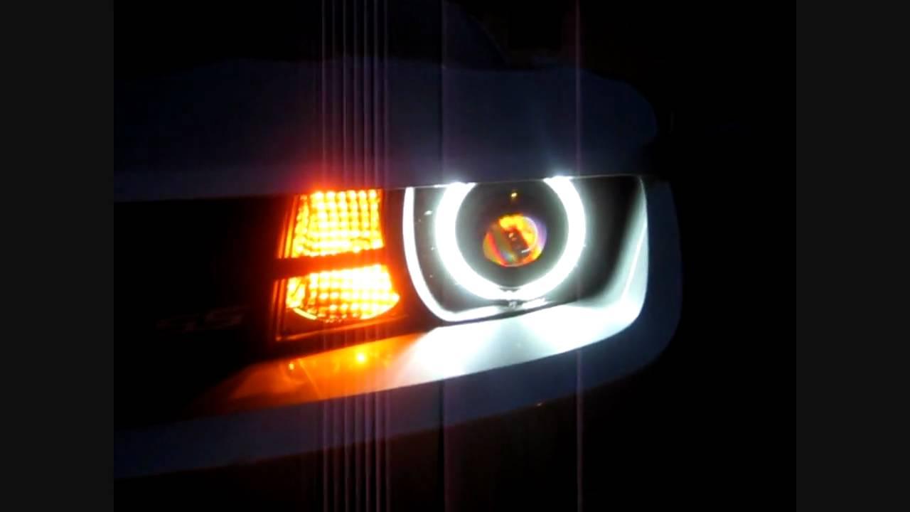 2010 Camaro SS Eagle Eye Headlights