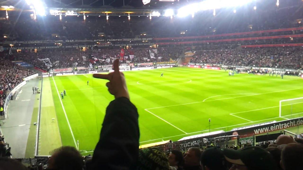 Eintracht Gegen Gladbach
