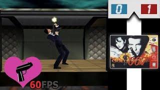 GoldenEye 007 [N64] - Part Finale (Stream)