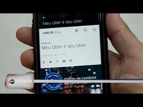 Uber x Táxi: reportagem mostra diferenças entre os serviços na região