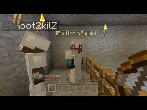Minecraft Xbox - Bank Heist - Arthur's Revenge - Part 2