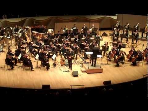 Trey Anastasio - You Enjoy Myself - Colorado Symphony - Boettcher Hall - Feb. 28, 2012