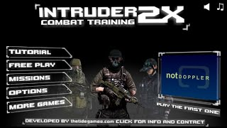 Intruder Combat Training 2 Full Gameplay Walkthrough