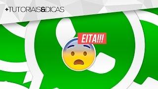WhatsApp recebeu NOVIDADES que TODOS estavam esperando e já existe uma forma de usar, confira!