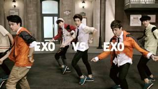 코오롱스포츠 엑소의 댄스배틀 티저 | KOLON SPORT EXO'S MOVE-XO Coming Soon!
