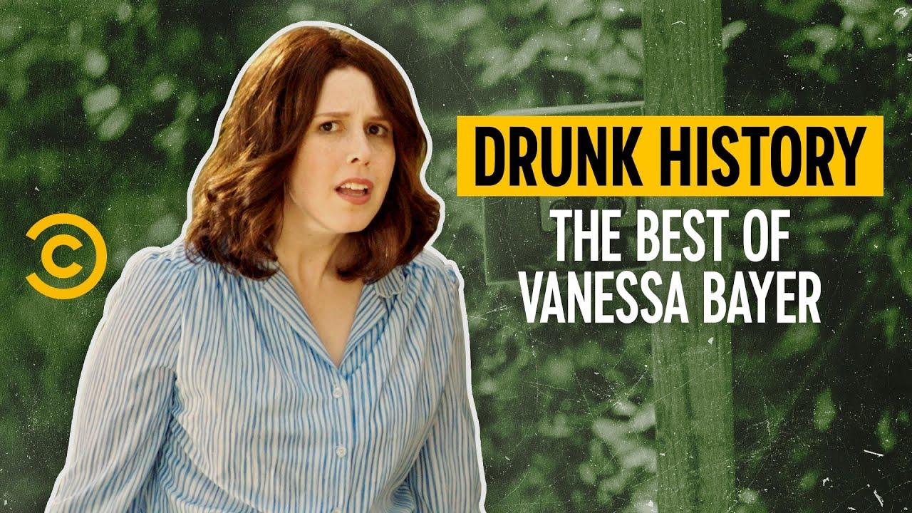 The Best of Vanessa Bayer - Drunk History