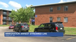 Family ripped apart as ICE agents arrested man that lives in KCMO