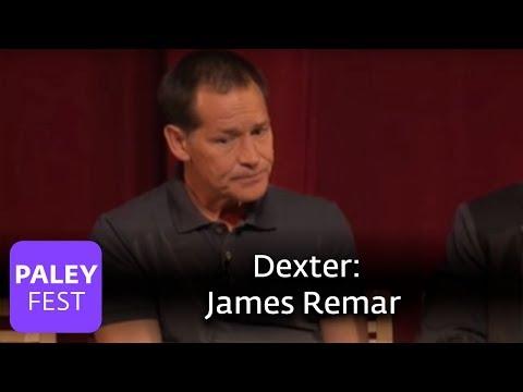 Dexter - Remar on Harry Morgan (Paley Center)