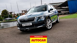 Promoted | The Skoda Kamiq: the compact SUV for urban adventures | Autocar