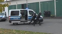 Vorführungen Bereitschaftspolizei Dresden