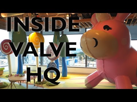 An Inside Look at Valve HQ